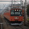 T19編成 クハ200-22